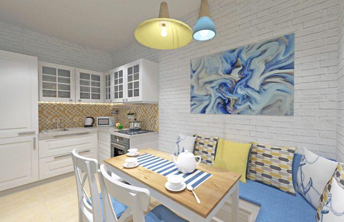 Apartman interier