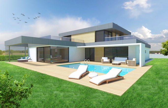 Modern House Senec